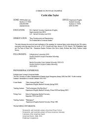 American Resume Example by Tutor Sample Resume Best Resume Example