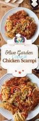 Olive Garden Family Olive Garden Chicken Scampi