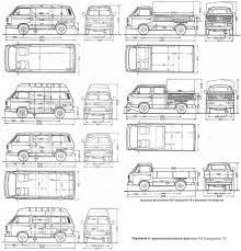 volkswagen caravelle dimensions vw transporter t3 руководство по эксплуатации уход техническое