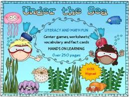 31 best under the sea literacy images on pinterest ocean unit