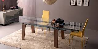Expandable Dining Tables The Secret To Making Guests Feel Welcome Glass Top Dining Room Tables Rectangular