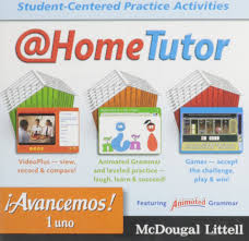 amazon com avancemos at home tutor levels 1a 1b 1 spanish