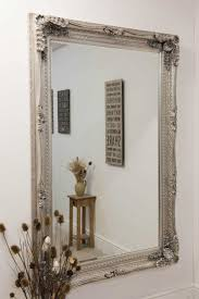 bathrooms design white framed mirror bedroom wall mirrors