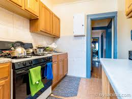 Green Kitchen New York New York Apartment 3 Bedroom Apartment Rental In Bushwick