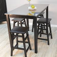 rectangle pub table sets simple rectangular pub tables on hayneedle rectangular pub table