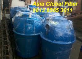 Bio Di Bandung jual tangki panel fiberglass murah hub 0813 8555 3011 gunardi