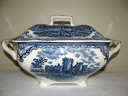 johnson brothers britain castles soup tureen what s it worth