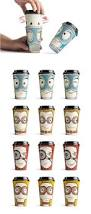 cool coffee cup designs 20 cool creative coffee mug designs