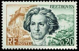 Was Beethoven Blind And Deaf Stamps From Around The World Fookem And Bug