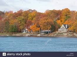 new york thousand islands st lawrence river island home in
