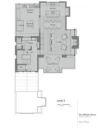 Leed House Plans Hillside House By Sb Architects