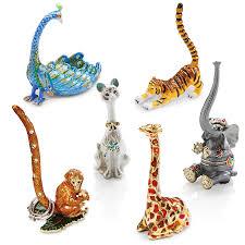 classic elephant ring holder images Nlda animal ring holders white cat elephant tiger 610 27015 gif