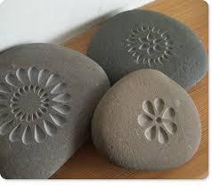engraved stones etsy find letterfest engraved stones