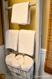 rustic bathroom storage solutions hometalk