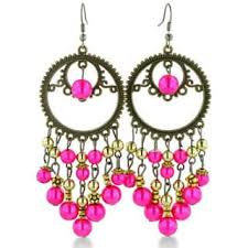 Beaded Chandelier Earrings 18 For Chandelier Earrings For Less Overstock Com