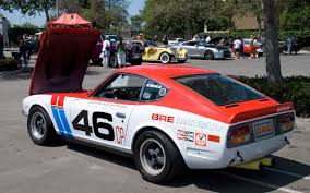 1970 datsun 240z john morton race car rvl by pat durkin