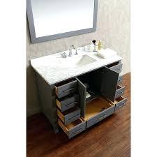 narrow depth bathroom vanity canada ideas sinks and vanities small