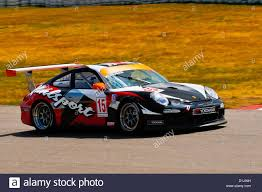 porsche gt3 racing series a porsche gt3 car practices for the alms le mans series