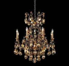 renaissance versailles 8 1 light chandelier schonbek