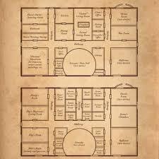 Hatley Castle Floor Plan by 100 Castle Blueprint Disneyland Fantasyland Castle