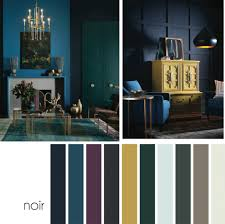 4 color trends for interiors 2017 romanticism medieval and trends