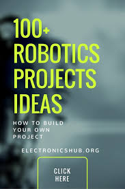 ece thesis topics 100 robotics projects for final year engineering students