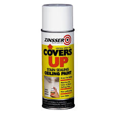 Zinsser Adhesive Remover by Zinsser Covers Up Stain Sealing Spray Oil Base Flat Ceiling Paint