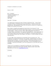 Sample Cover Letter For Nursing Sample Cover Letter Nursing Student Sample Cover Letter