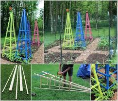 10 easy yet beautiful diy garden trellis projects team dixon