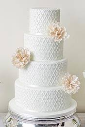 london luxury wedding cakes from abigail bloom cake company