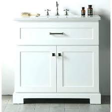 bathroom vanity no sink spacious 36 white bathroom vanity inch vanities without top in