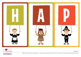Thanksgiving Printable Free Free Thanksgiving Printables For Printable Banner