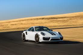 porsche christmas first laps 2018 porsche 911 turbo s exclusive series automobile
