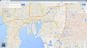 Google Map Of United States by Brandon Florida Map