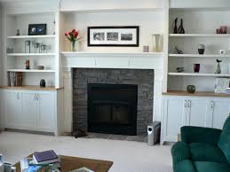 best fireplace and bookcase ideas nice home design excellent to
