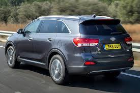 new kia sorento road test and range review wheel world reviews