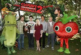 cloudy chance meatballs 2 cast crew offer