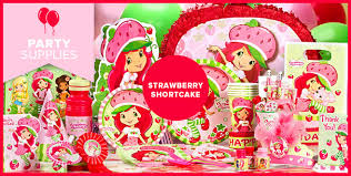 strawberry shortcake party supplies cake supplies licensed characters cake supplies