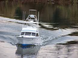 Radio Controlled Model Boat Plans Model Boats By Captains Models