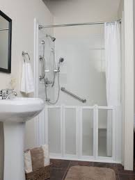 bathroom stand up showers for small bathrooms with shower bath