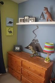 Dinosaur Bedroom Furniture by Fun Dinosaur Decor In A Big Boy Room From Homeworksetc Big Boy