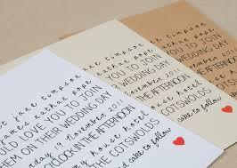 handwritten wedding invitations invitations for modern weddings etsy wedding finds handwritten