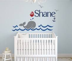 28 wall sticker custom minnie mouse custom name wall decal wall sticker custom custom whale name vinyl wall sticker home decoration