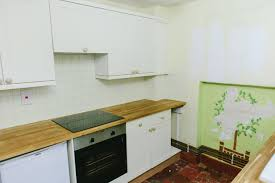 How To Update A Galley Kitchen A Galley Kitchen Renovation On A Budget