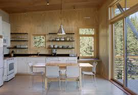 kitchens with open shelving ideas kitchen design idea 19 exles of open shelving contemporist