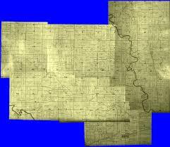 Utah County Plat Maps by Iowa County Map