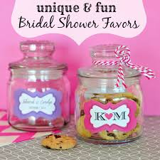 bridal shower favors ideas unique bridal shower favor ideas wedding favors unlimited bridal