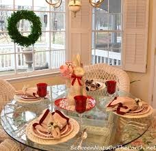 Valentine S Day Dining Decor by Valentine U0027s Day Table Setting With Vintage Copeland Spode Tower
