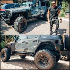 where is jeep made meet usher s custom made jeep wrangler rubicon autoevolution