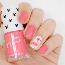 17 gorgeous spring nail designs nail designs spring flamingo